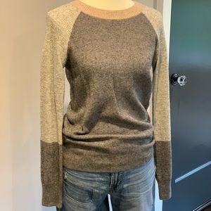 J. CREW Factory Waffle Knit Sweater